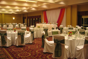 Ballroom at DoubleTree Fallsview.
