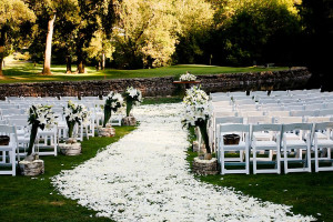 Weddings at Meadowood Napa Valley.