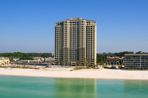 Exterior view of Grand Panama Beach Resort.