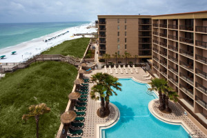 Exterior view of Wyndham Garden -Fort Walton Beach.