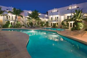 Swimming Pool at Santa Maria Suites