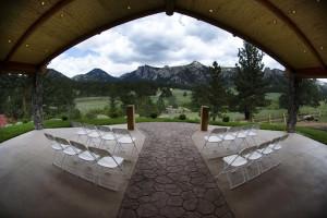 Wedding at Black Canyon Inn.
