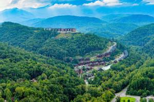 Mountains at Westgate Smoky Mountain Resort & Spa.