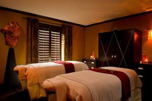 The spa at Grand Bohemian Hotel Orlando.