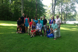 Family reunions at Central House Family Resort.