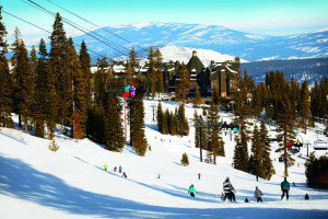 Skiing available at Ritz-Carlton Lake Tahoe.