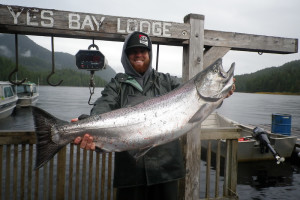 All-Inclusive Fishing Trips at Yes Bay Lodge
