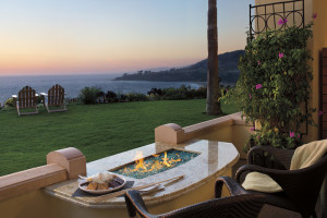 Guest view at The Ritz-Carlton, Laguna Niguel.