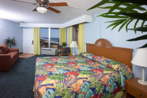 Guest Room at Coral Sands Oceanfront Resort