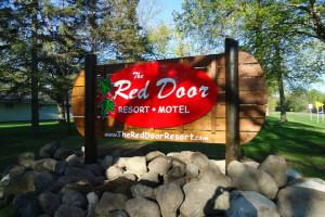 Welcome to The Red Door Resort.