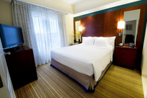 Guest Room at the Residence Inn Toronto Vaughan