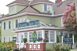 Inn view at Channel Bass Inn.