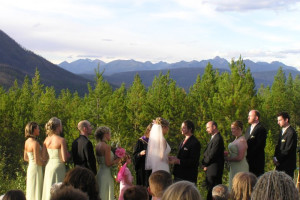 Weddings at Great Northern Resort.
