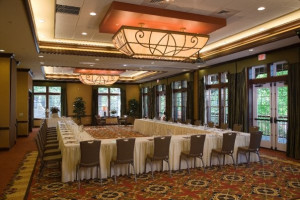 Conference room at RiverStone Resort.