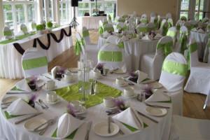 Wedding Reception at Atlantica Hotel