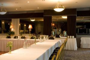 Conference at La Tourelle Resort & Spa.