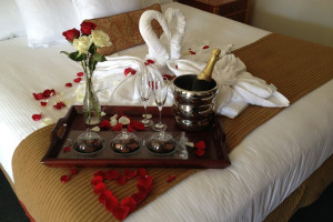 Romantic packages at Obertal Inn.