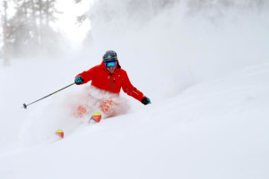 Skiing at The Pines Lodge, A Rock Resort.