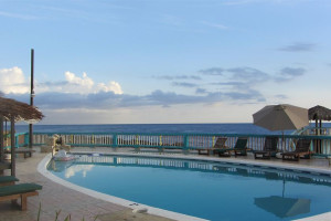 Outdoor pool at The Negril Escape Resort & Spa.