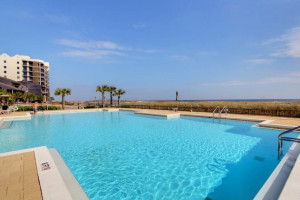 Rental pool at Perdido Key Resort Management.