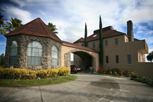 Exterior view of Bella Villa Messina.