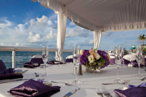 Reception at The Westin Key West Resort.
