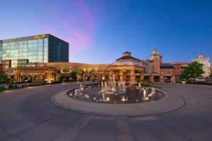 Exterior view of Argosy Casino Hotel & Spa.