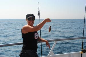 Fishing at Ward-Realty.