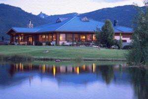 Exterior View of Mount Shasta Resort