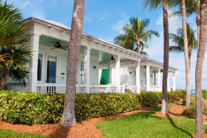 Cottage exterior at Sunset Key Guest Cottages, a Luxury Collection Resort.
