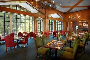 TREE Restaurant and Bar at The Lodge at Woodloch.