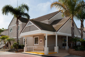 Exterior view of Residence Inn by Marriott Los Angeles Torrance/Redondo Beach.