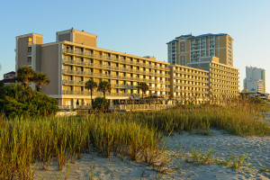 Exterior view of Westgate Myrtle Beach.