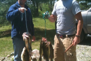 Fishing at Royal Starr Resort