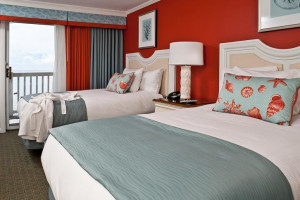 Guest Room at Surfside Hotel and Suites