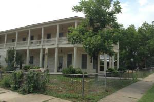 Exterior view of Verandas Guest House.
