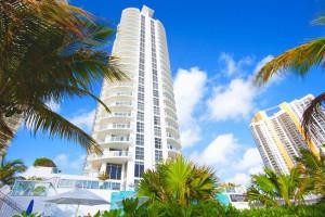 Exterior view of Marenas Resort.