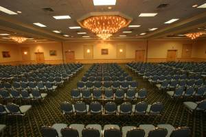 Conference room at The Florida Hotel and Conference Center.