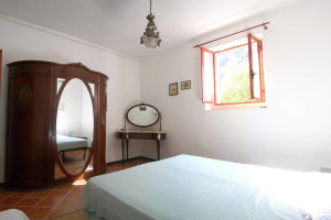 Guest room at I Tre Alberi.