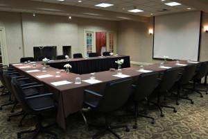 Meeting room at Interlaken Resort & Conference Center.