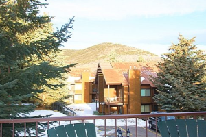 Exterior view of Park City Canyons Properties.