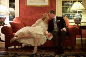 Wedding at The Green Mountain Inn.