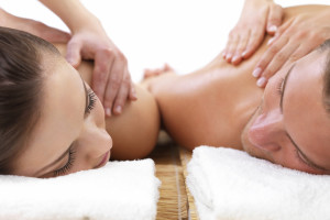 Spa services at The Inns of Aurora.