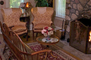 Living Area at the Thorpe House Inn & Cottages