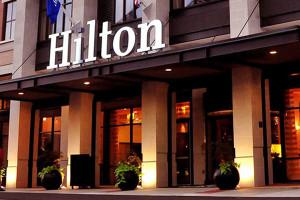 Exterior View of Hilton Asheville Biltmore Park