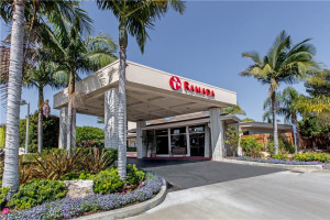 Exterior View of Ramada Santa Barbara