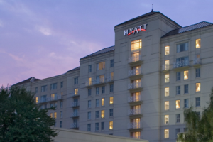 Exterior view of Hyatt Regency Long Island.