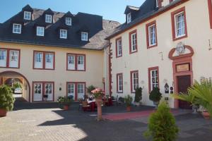 Exterior view of Kurfürstliches Amtshaus.