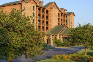 Exterior view of Westgate Branson Woods Resort.