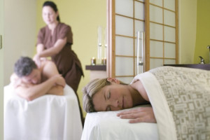 Spa massages at Red Mountain Resort.